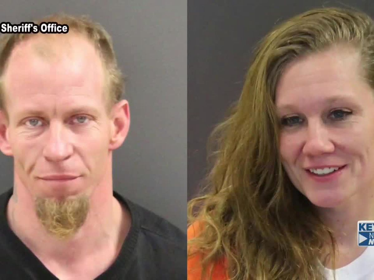 Two arrested in connection to string of thefts
