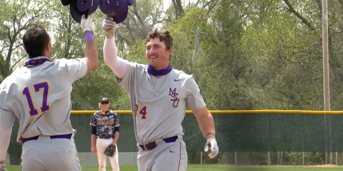 No. 11 Minnesota State completes sweep over Golden Bears with 18-4 win