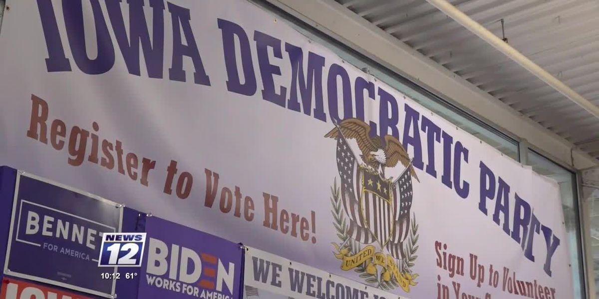 DNC Chair dismisses Iowa's 2020 virtual caucus due to security concerns