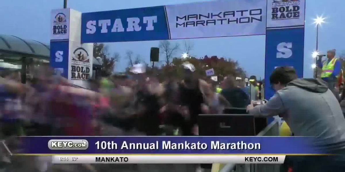 The community weighs in on what it takes to run in the Mankato Marathon