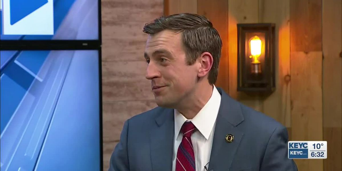 Dan Feehan shares campaign priorities in sit-down interview