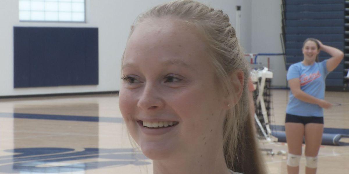 Prep Athlete: St. Peter's Paige Hewitt