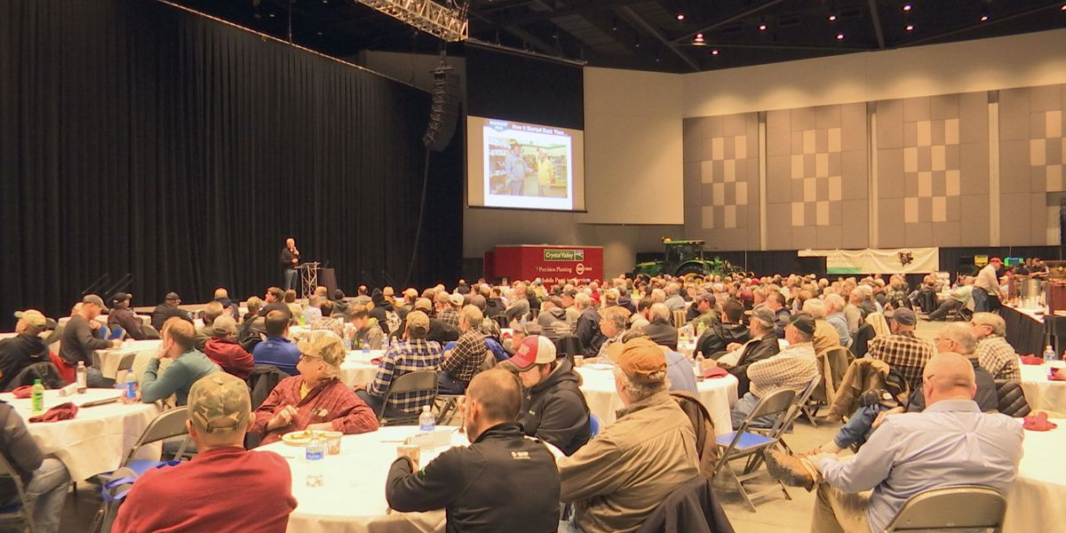 Crystal Valley Winter Conference brings hundreds of producers and ag professionals together