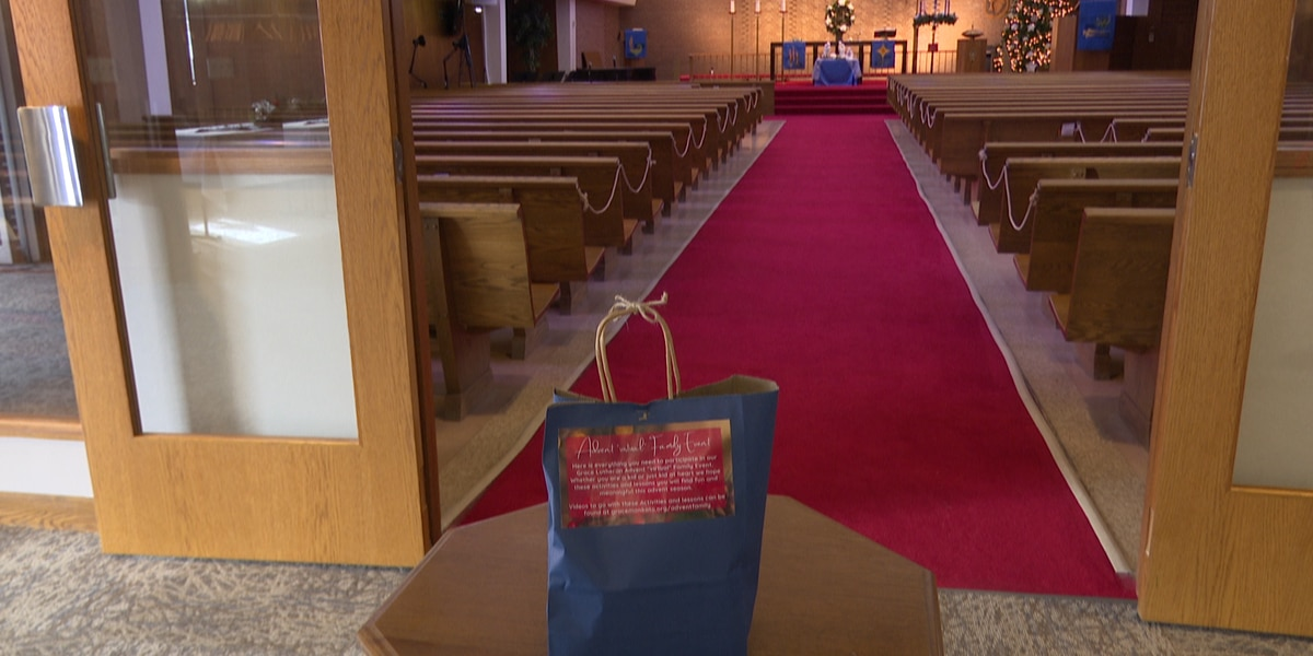 Grace Lutheran Church ELCA adapts advent program
