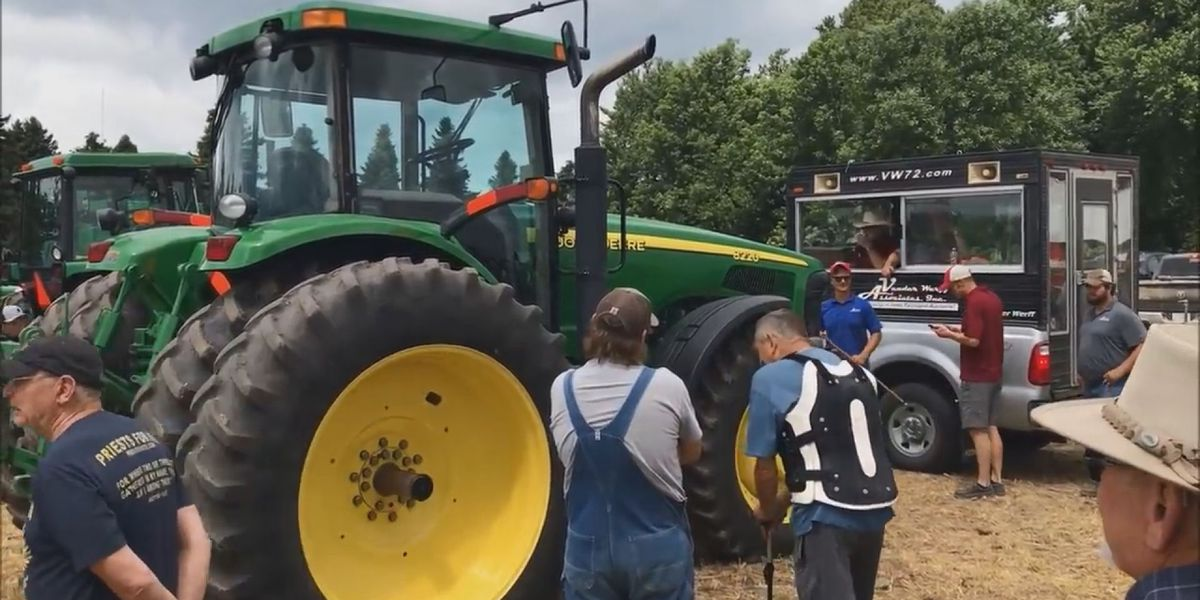 Demand and price of used farm equipment rising as producers seek more affordable options