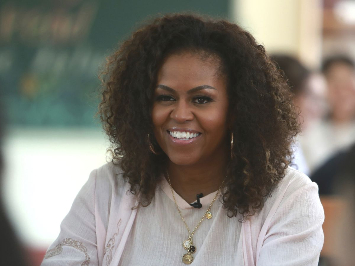 Michelle Obama, Mia Hamm among 9 chosen for Women's HOF