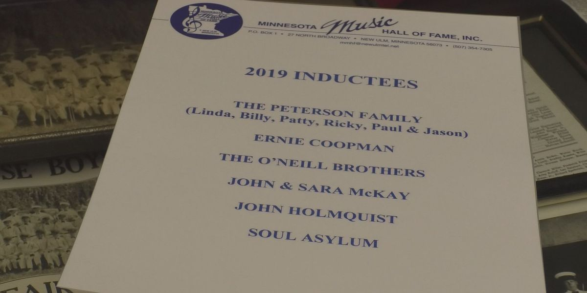 Minnesota Music Hall of Fame announces 2019 inductees