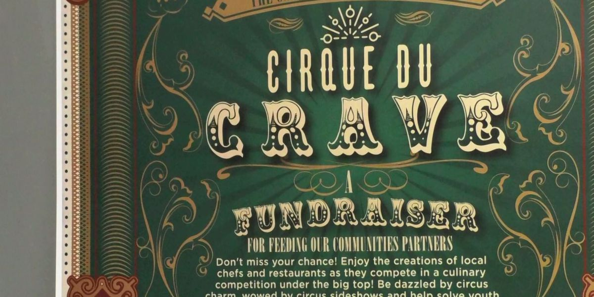 Cirque du Crave fundraiser returns for second year
