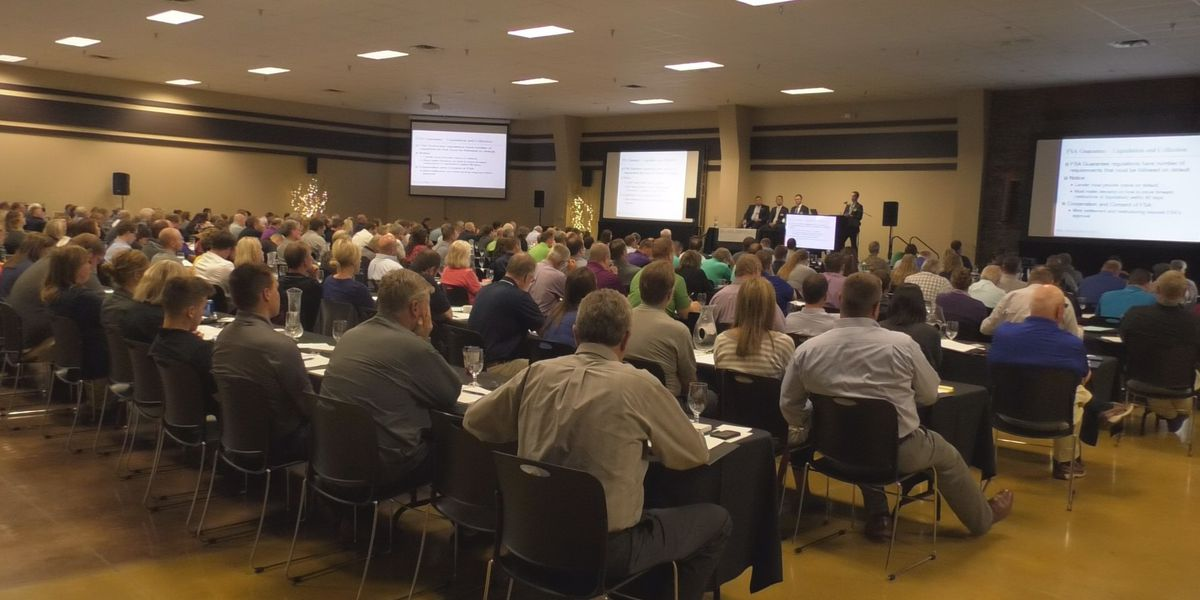 Agricultural Lender Conference targets major impacts in ag