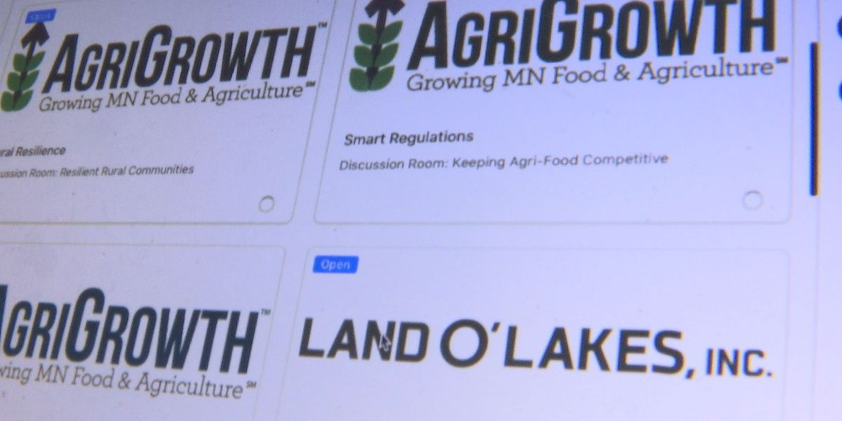 2020 Minnesota Ag and Food Summit, hosted by AgriGrowth, goes virtual