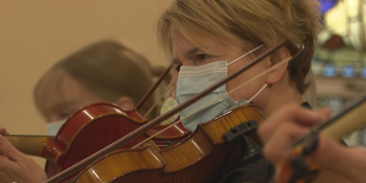 Mankato Symphony Orchestra prepares for first concert since start of pandemic