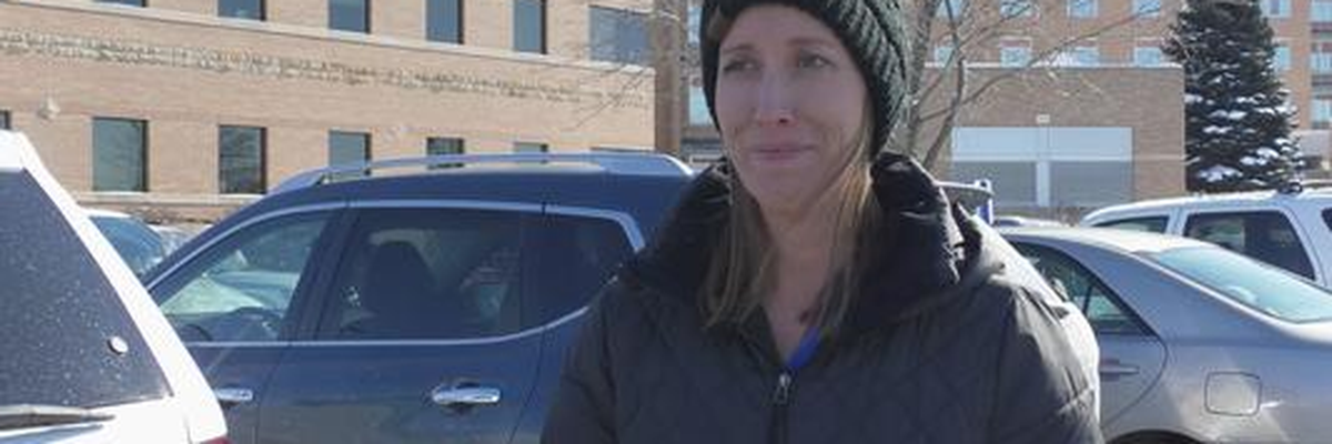 Local nurse goes above and beyond to help patients