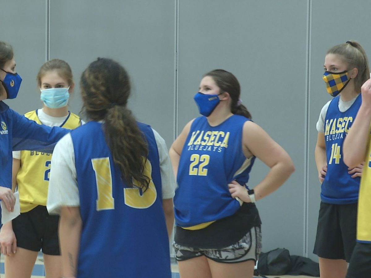 Waseca girls' basketball looking to build off last year's state tournament run