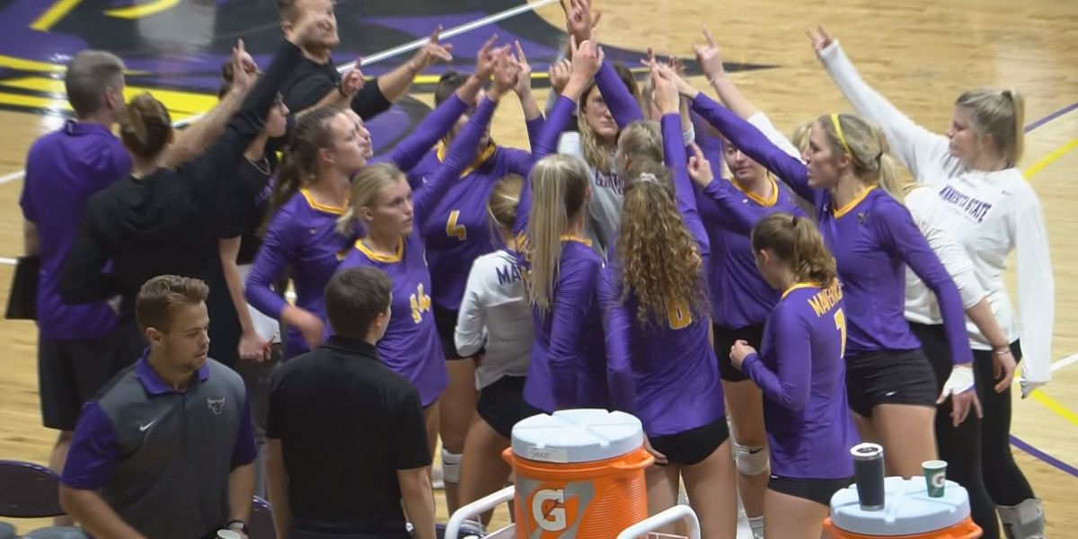Hard work paying off for MSU volleyball team after hat-trick of wins over ranked opponents