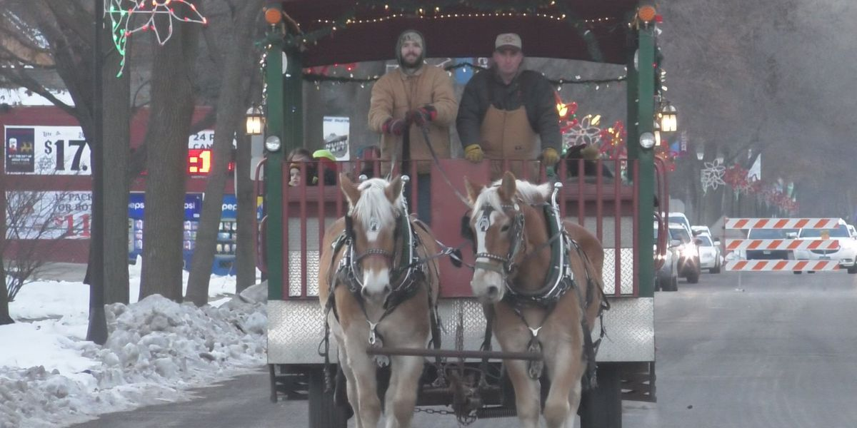 Bells on Belgrade brings holiday cheer to families