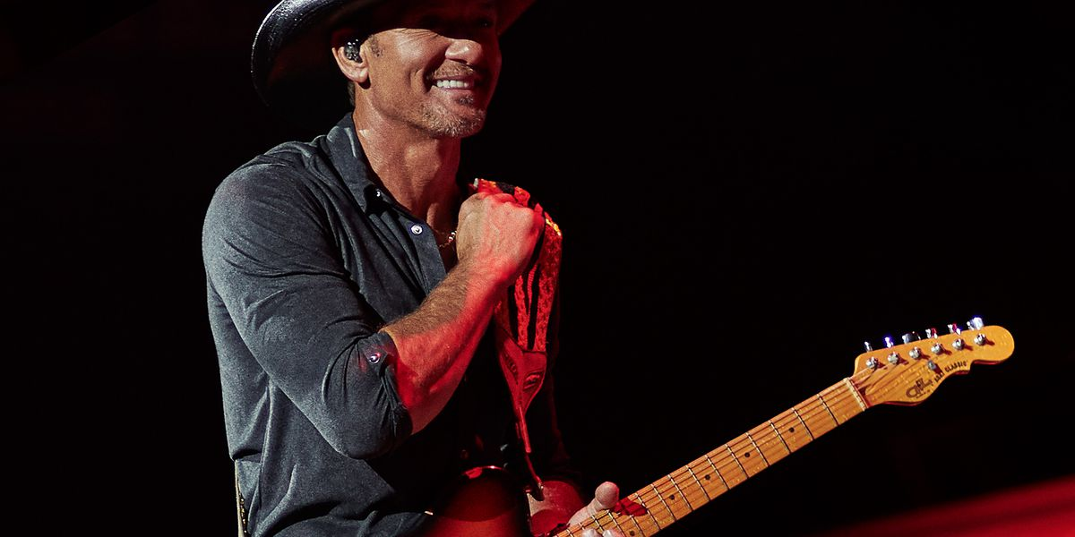 Tim McGraw, Midland to perform at Grandstand during Minnesota State Fair
