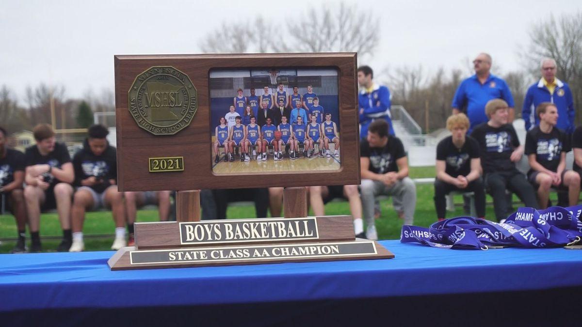 Bluejay nation celebrates state title