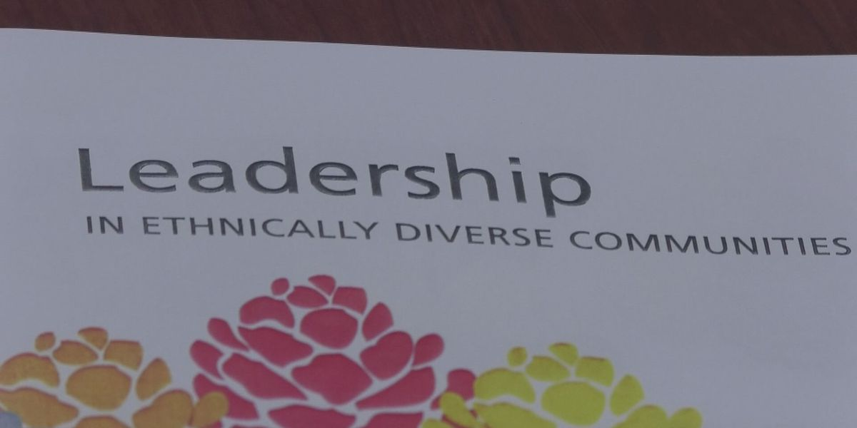 First meeting for Leadership in Ethically Diverse Communities program