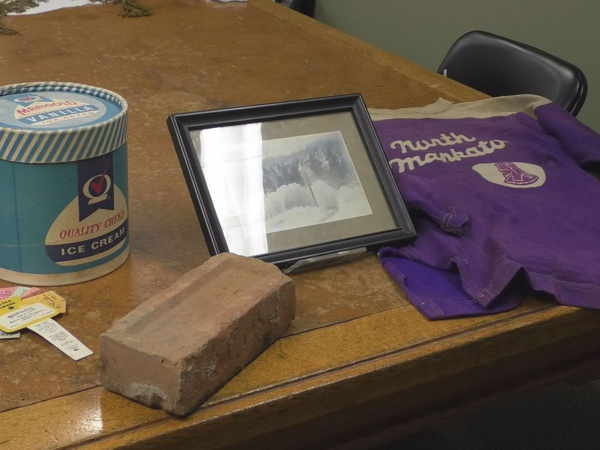 Nicollet County Historical Society seeks items from history for North Mankato display
