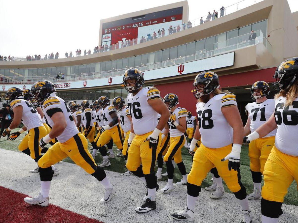 Iowa will not revisit sports cuts despite return of football