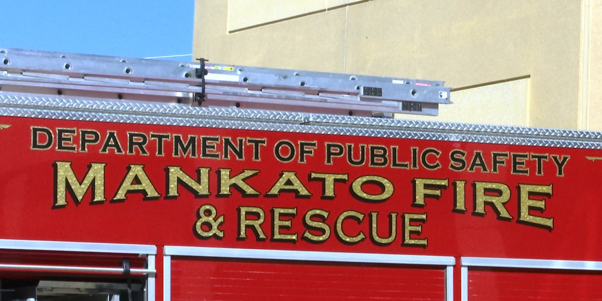 Mankato Public Safety warns residents of grease fire safety after incident last night