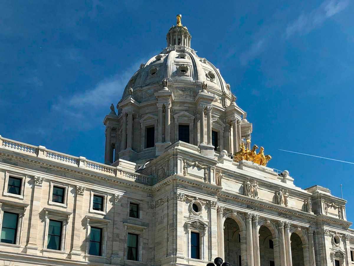 Another special legislative session begins in St. Paul