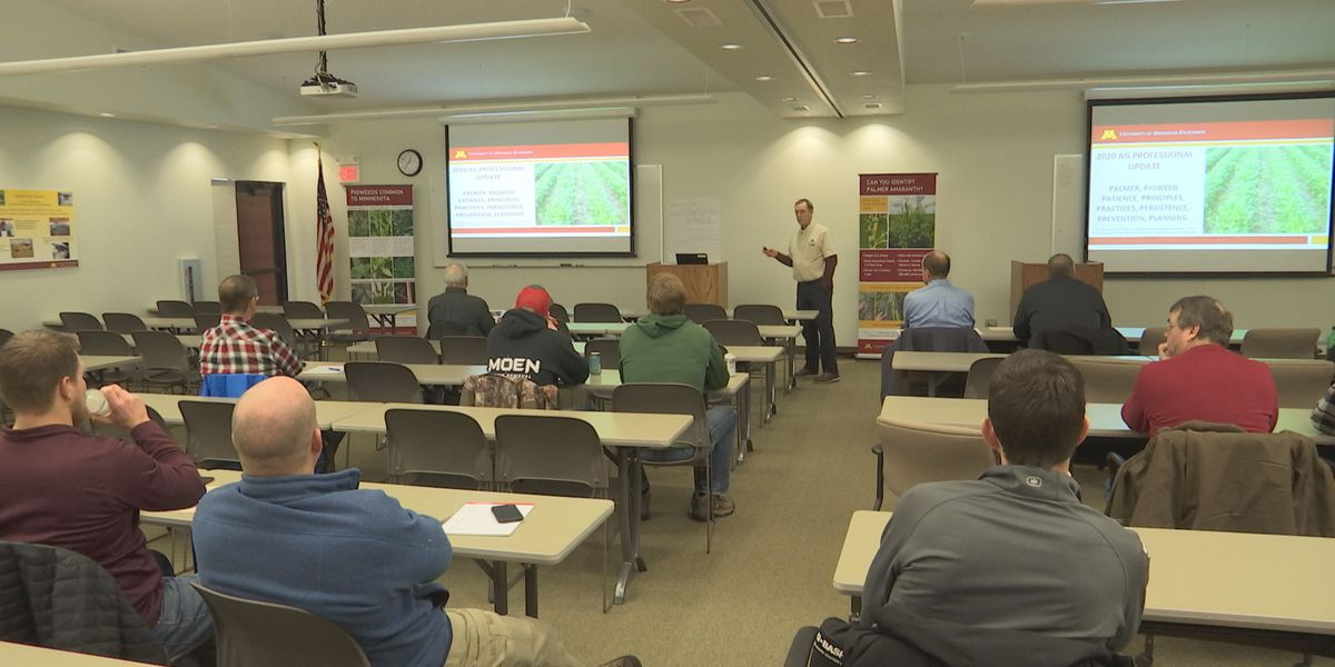 2020 Ag Research Update sessions held across the state
