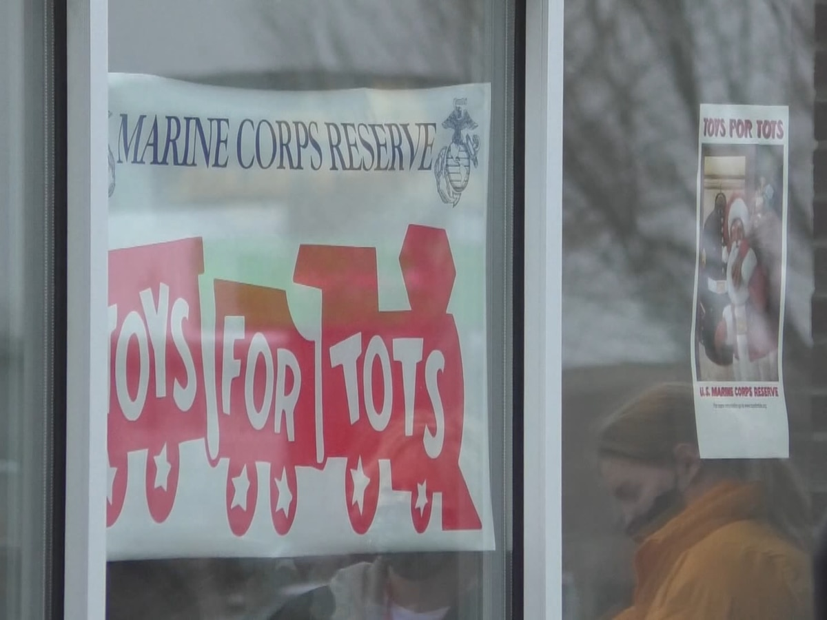 Mankato Toys for Tots distributes gifts to over 3,000 kids
