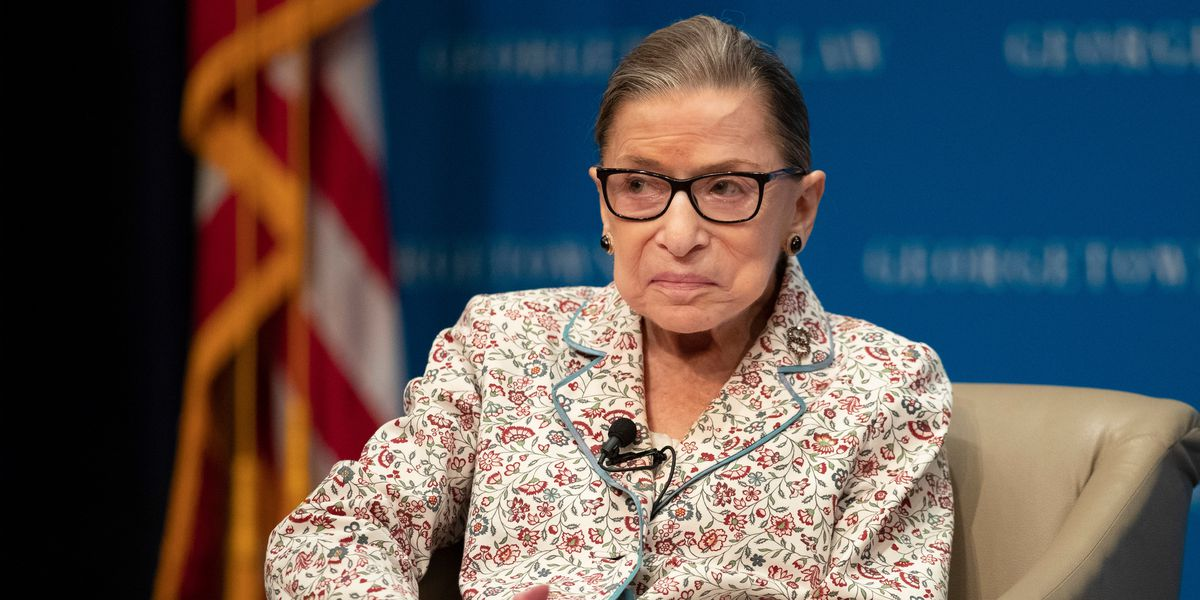 Justice Ginsburg reports she's 'very well' following cancer treatment