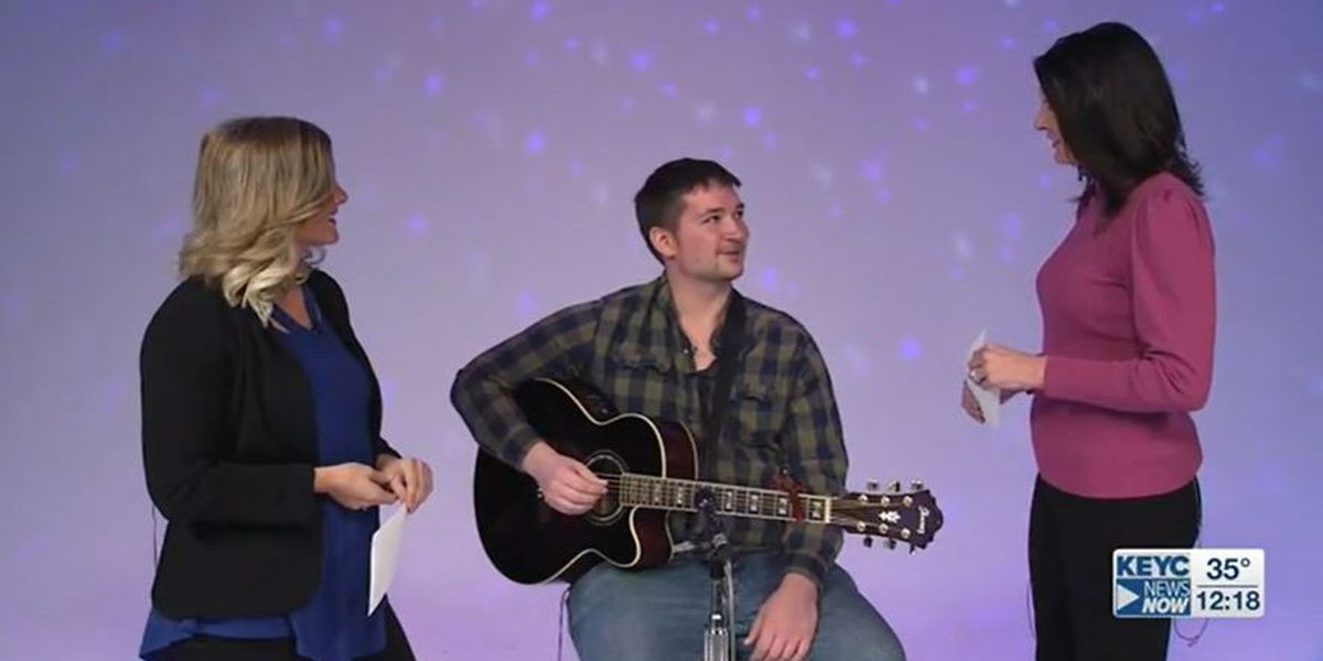 Singer-songwriter from Faribault plays original music at local venues