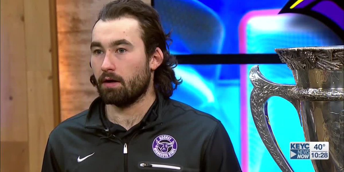 Minnesota State's Gerard inks deal with AHL's Colorado Eagles