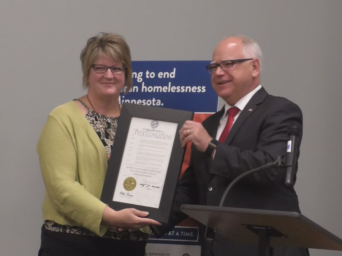 River Valley CoC announces end to veteran homelessness in Southeast Minnesota