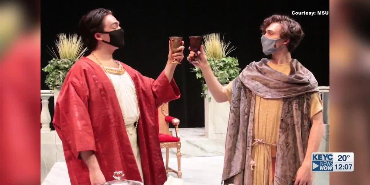 "Theater play ""Atreus"" kicks off Wednesday"