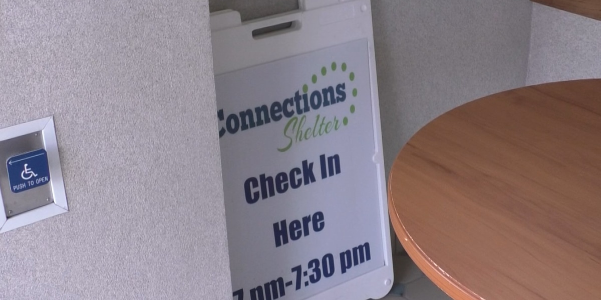 Connections Shelter to debut Shelter Church on Easter Sunday