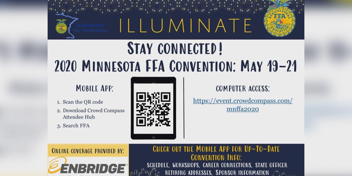 Minnesota FFA State Convention goes virtual