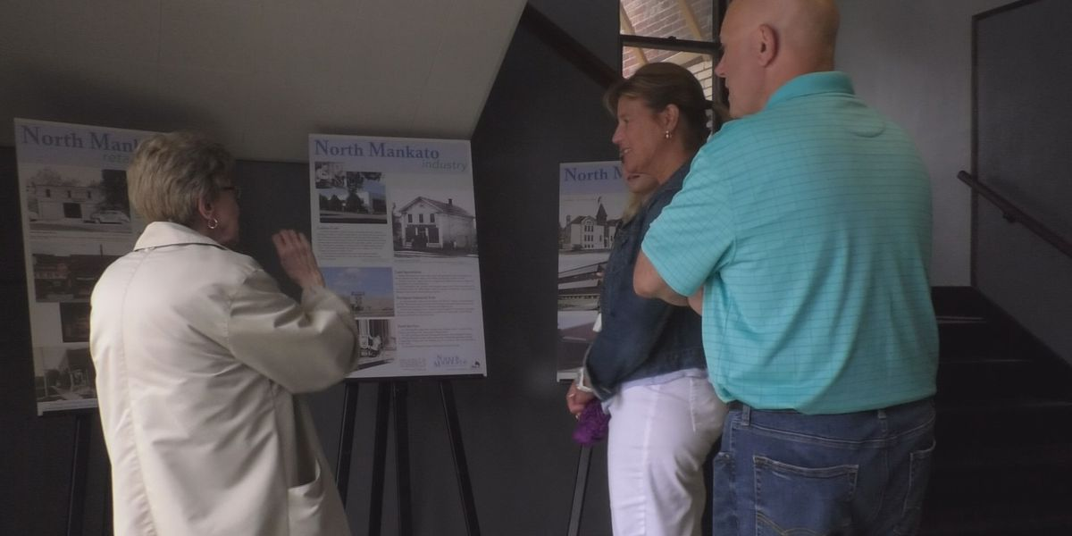 The City of North Mankato, preserving history, sharing stories