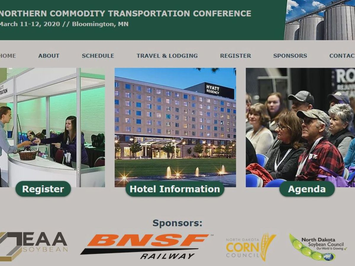 Ag Management Solutions debuting Northern Commodity Transportation Conference in March