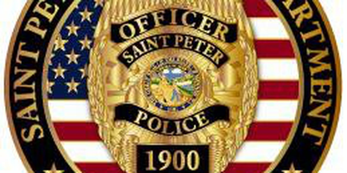 St. Peter Police Dept. direct phone lines down