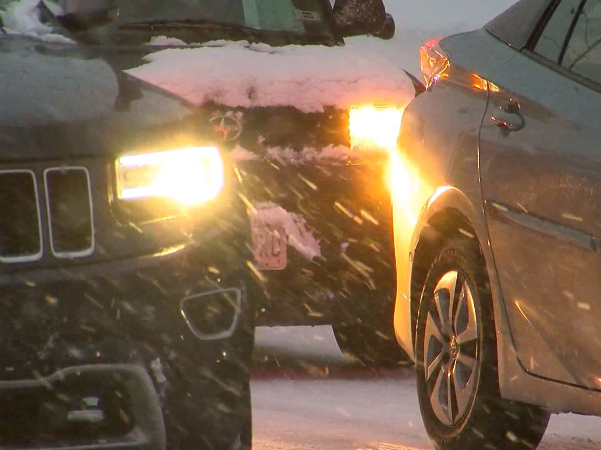 Winter storm may alter Thanksgiving travel plans