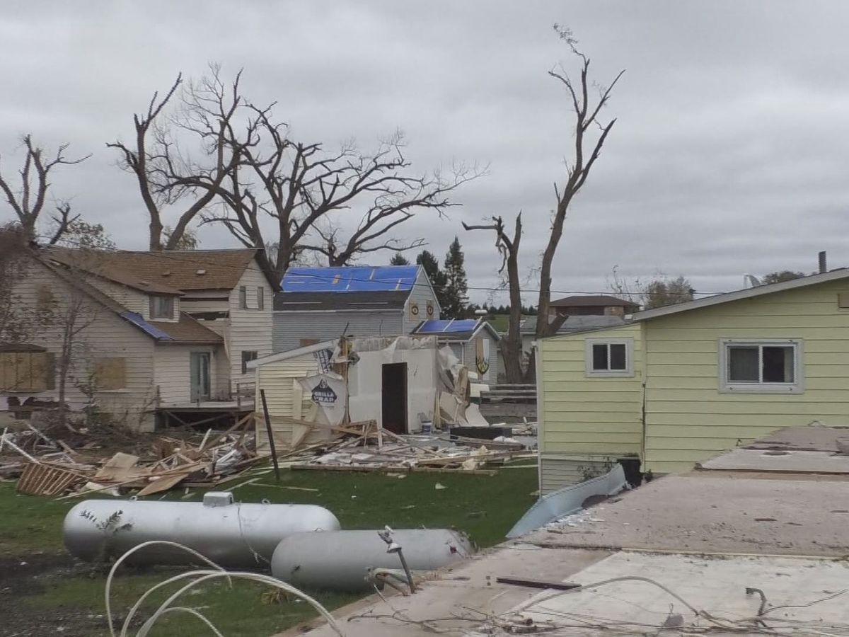Sept. 20 tornadoes: One year later, Granada still rebuilding