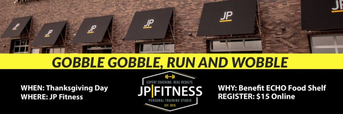 JP Fitness invites public to virtual Thanksgiving 5K for a cause