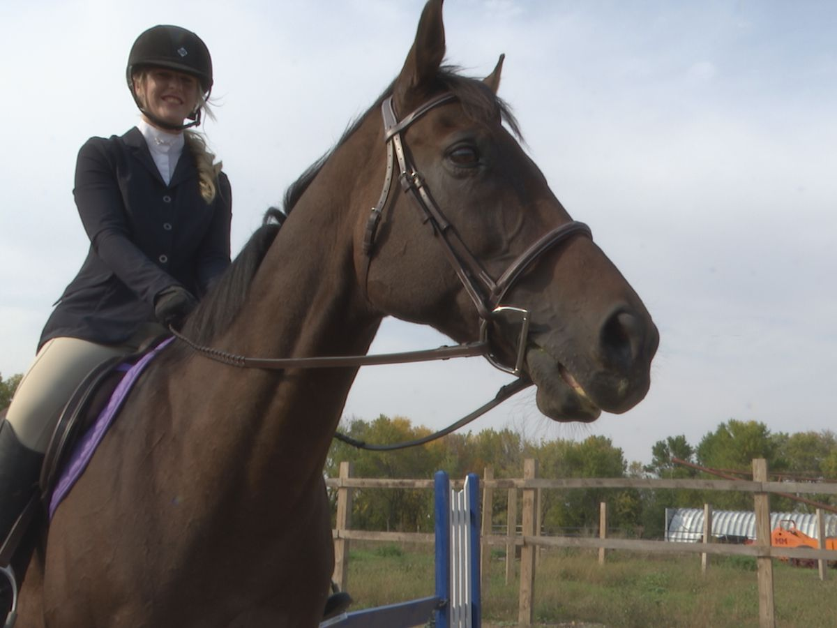 First-of-its-kind horse competition kicks off this weekend near Sleepy Eye