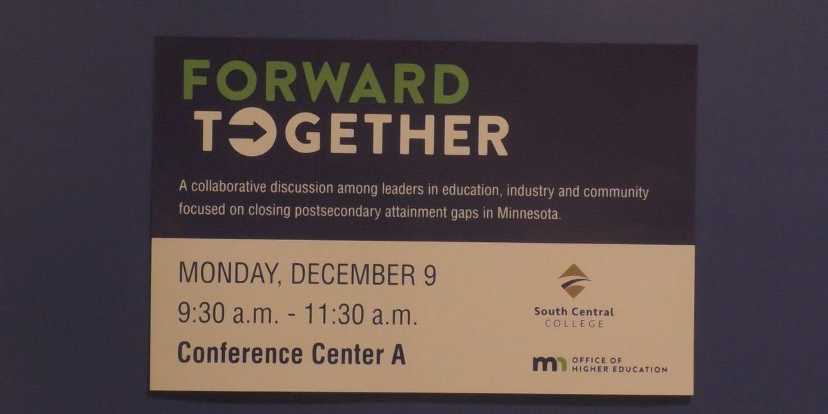 'Forward Together' campaign aims to reduce educational gap