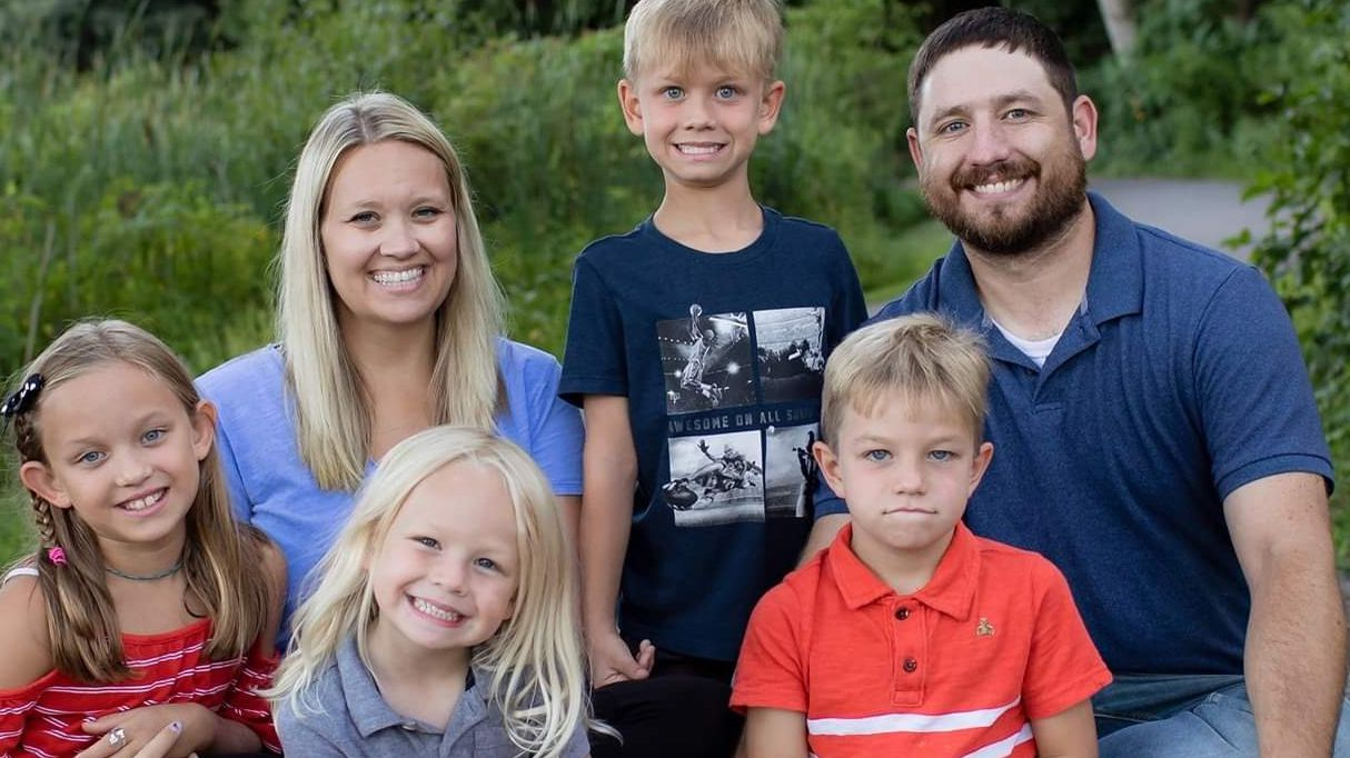 Mankato community rallies around young mom battling cancer