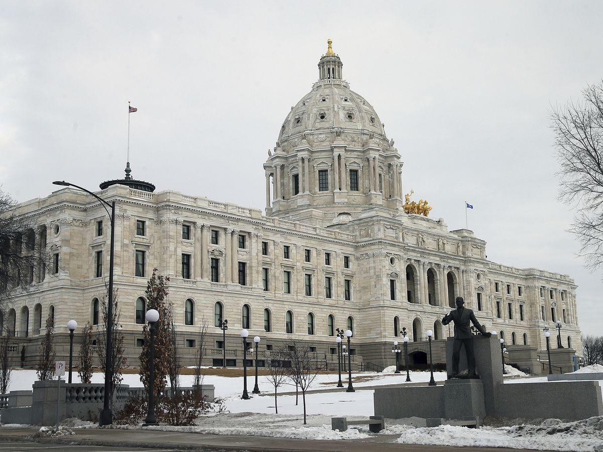 Minnesota budget swings from $1.3B deficit to $1.6B surplus