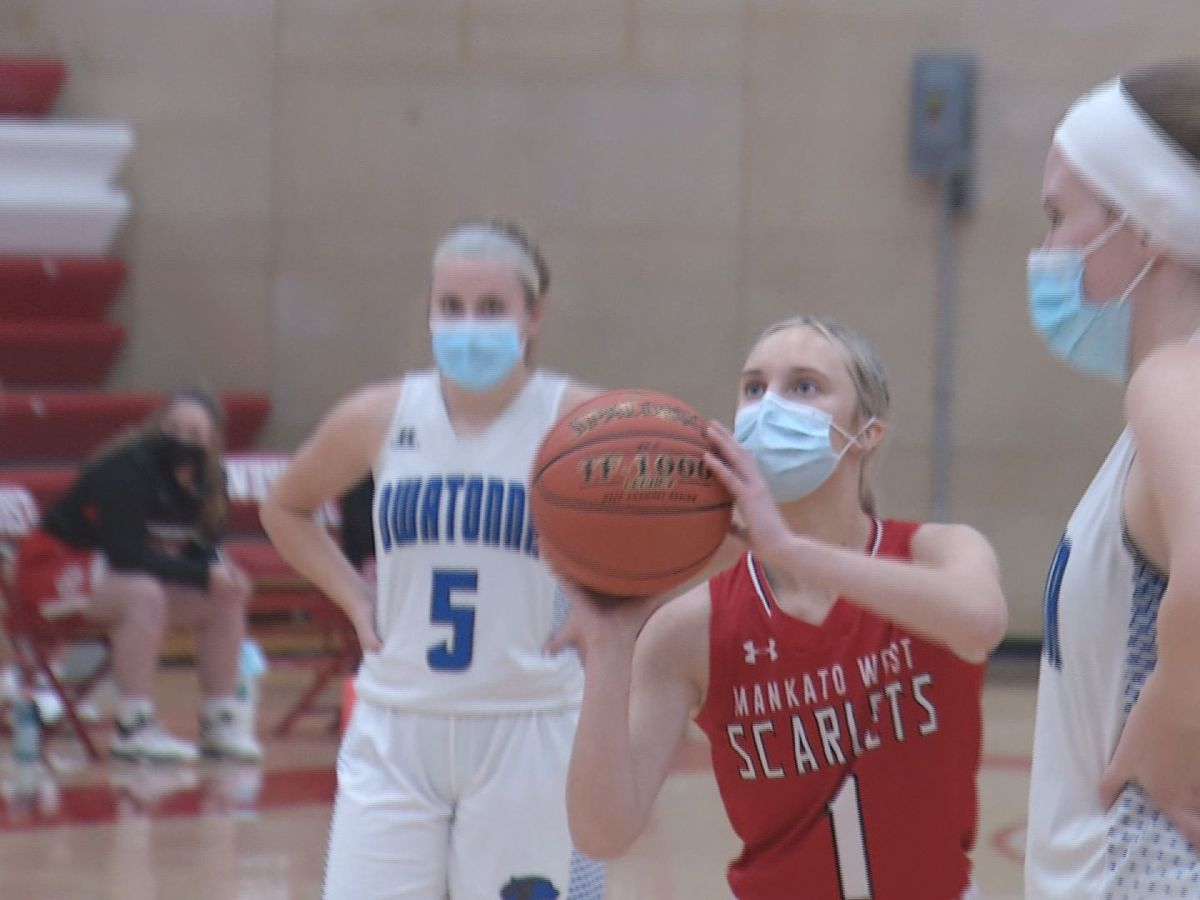Mankato West tops Owatonna