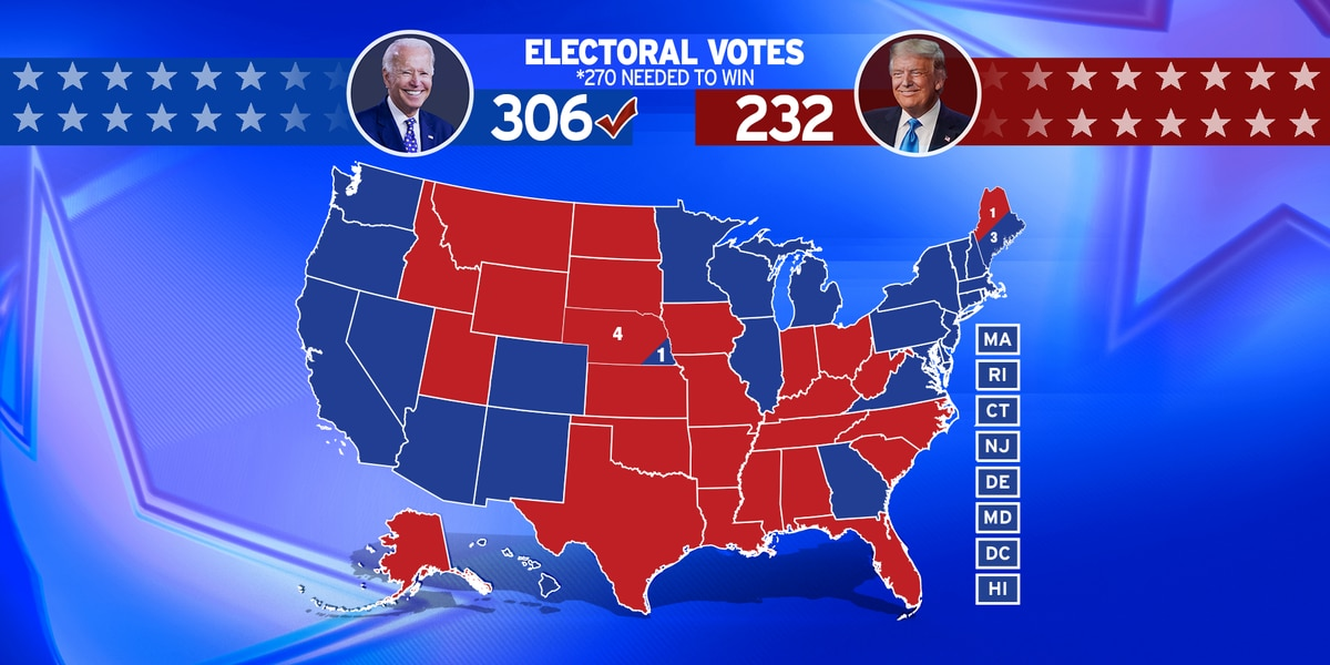 Electoral College to meet Monday