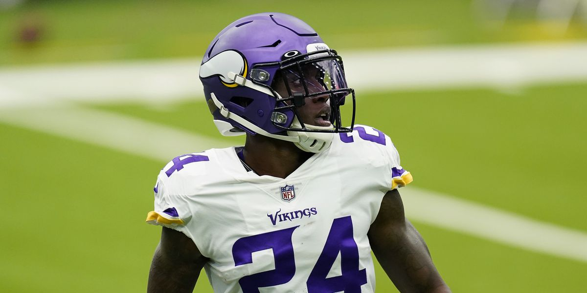 Vikings waive cornerback Holton Hill