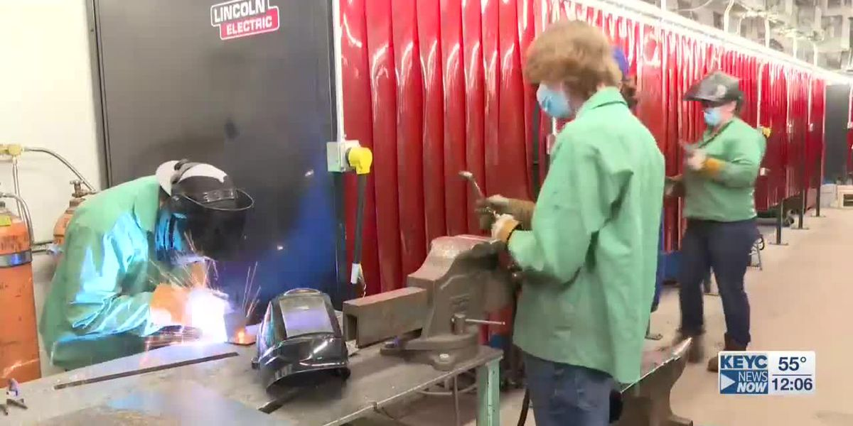 Skilled trade career paths at South Central College