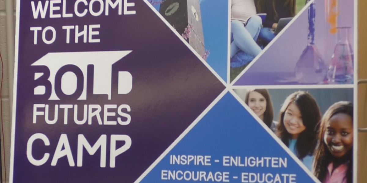 Bold Futures Camp shines on High Schoolers